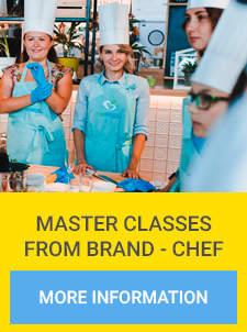 Master classes from Brand - Chef